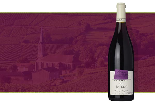 Top wines of Burgundy